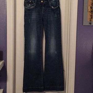 Jeans(rip style)